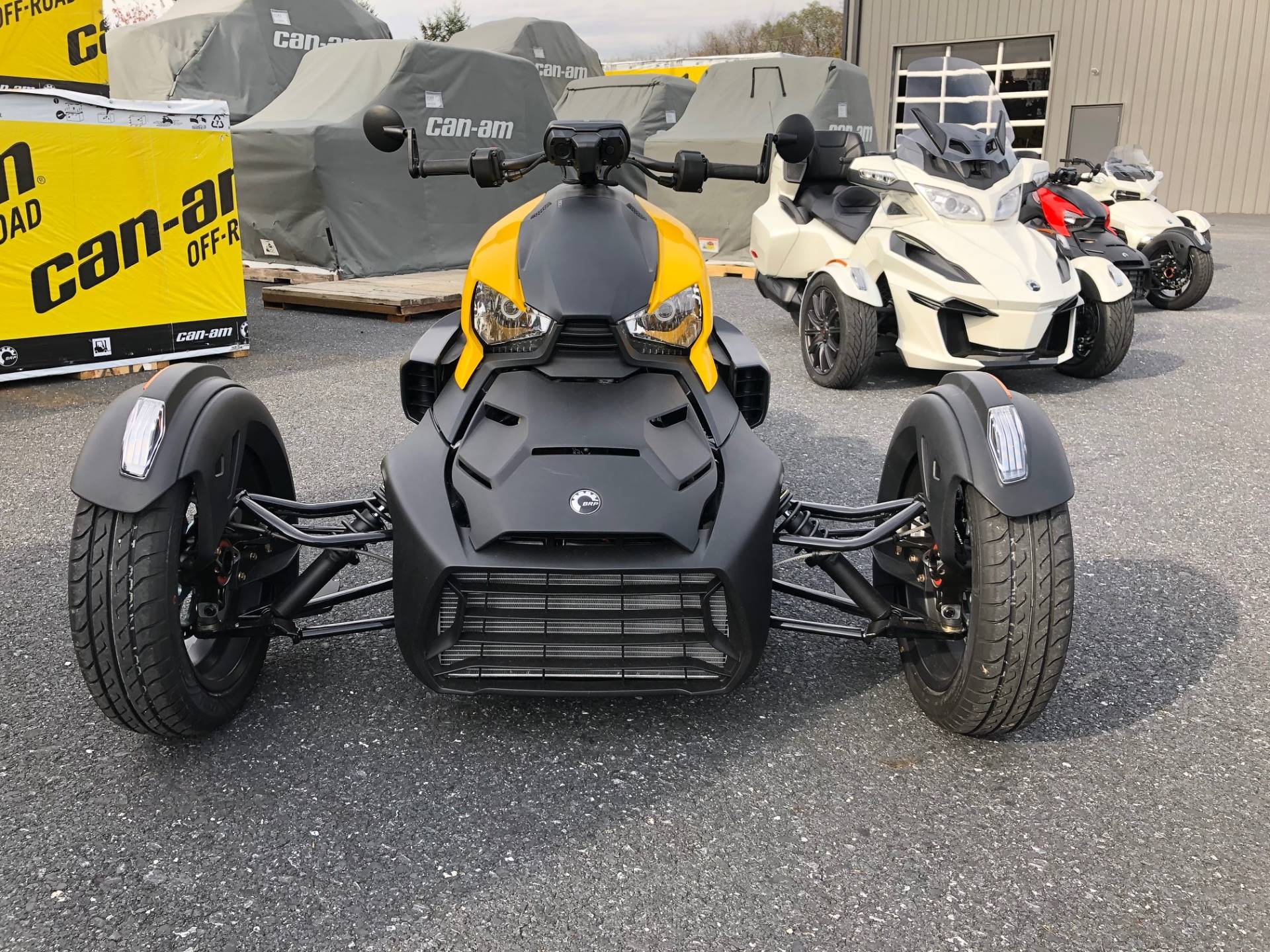 2019 Can-Am Ryker 900 ACE in Grantville, Pennsylvania - Photo 2