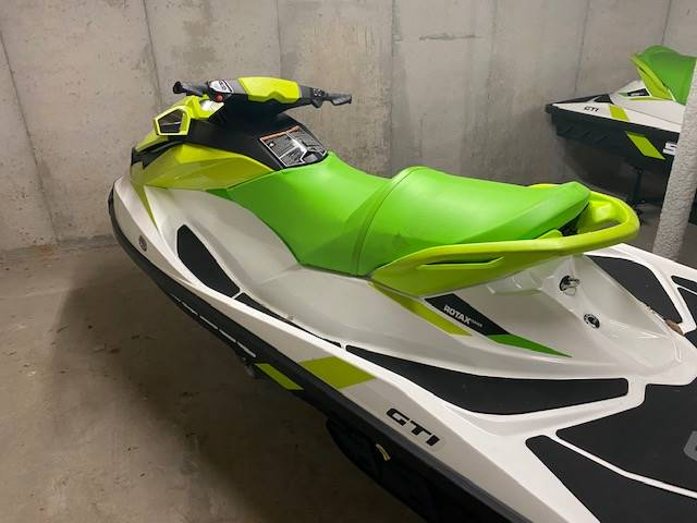 2019 Sea-Doo GTI 130 iBR in Grantville, Pennsylvania - Photo 3