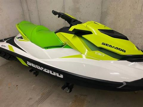 2019 Sea-Doo GTI 130 iBR in Grantville, Pennsylvania - Photo 4