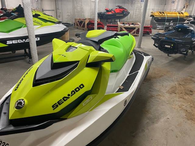 2019 Sea-Doo GTI 130 iBR in Grantville, Pennsylvania - Photo 5