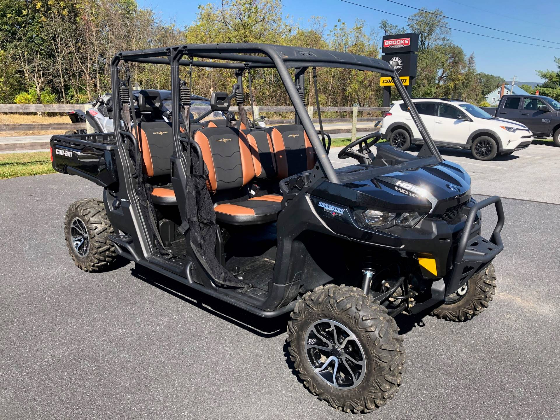 2018 Can-Am Defender Max Lone Star HD10 in Grantville, Pennsylvania - Photo 1