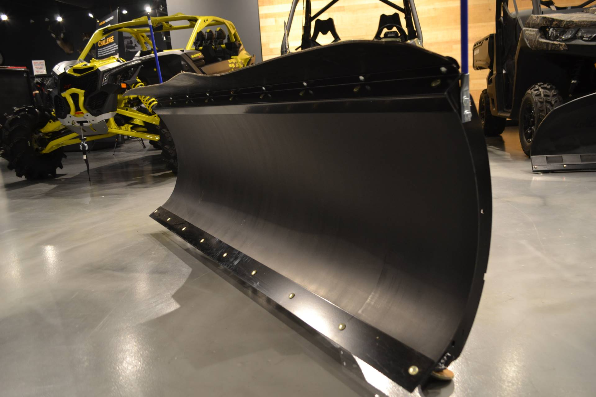 "2019 KFI Products 60"" KFI Poly UTV Plow in Grantville, Pennsylvania - Photo 1"