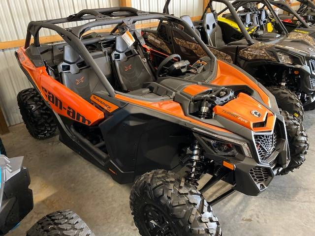 2020 Can-Am Maverick X3 X DS Turbo RR in Grantville, Pennsylvania - Photo 1