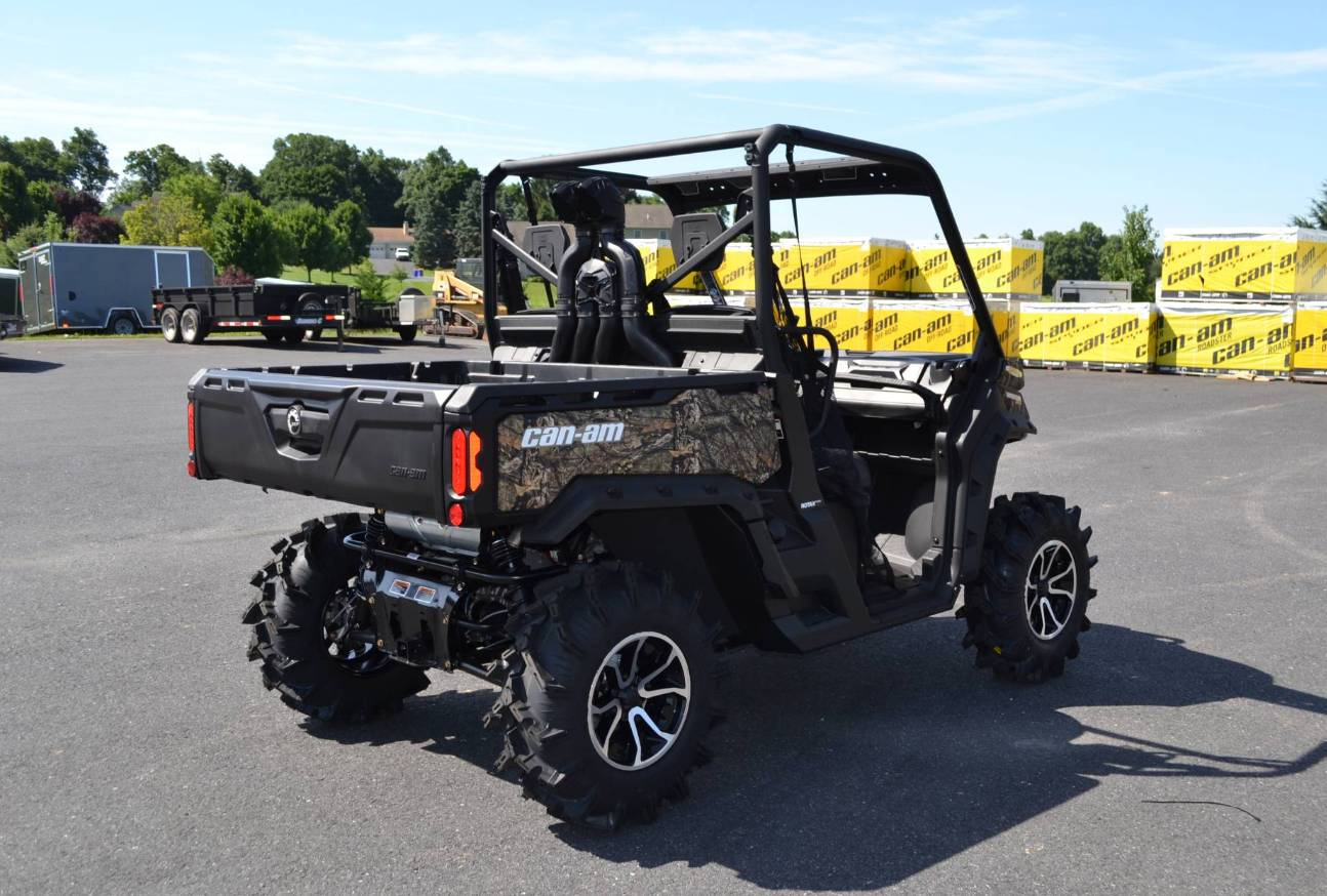 2019 Can-Am Defender XT HD8 in Grantville, Pennsylvania