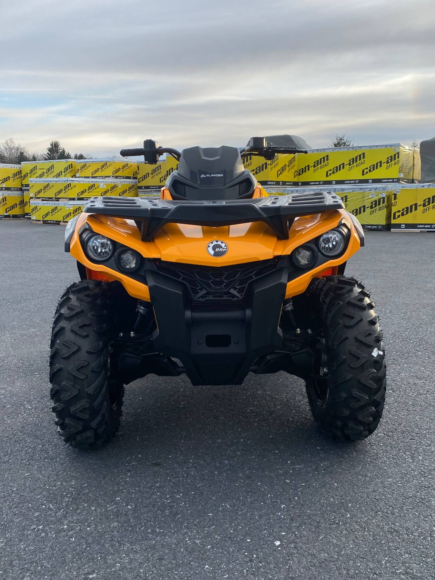 2019 Can-Am Outlander DPS 1000R in Grantville, Pennsylvania - Photo 1