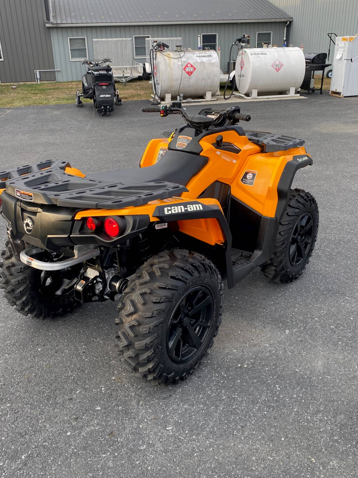 2019 Can-Am Outlander DPS 1000R in Grantville, Pennsylvania - Photo 3