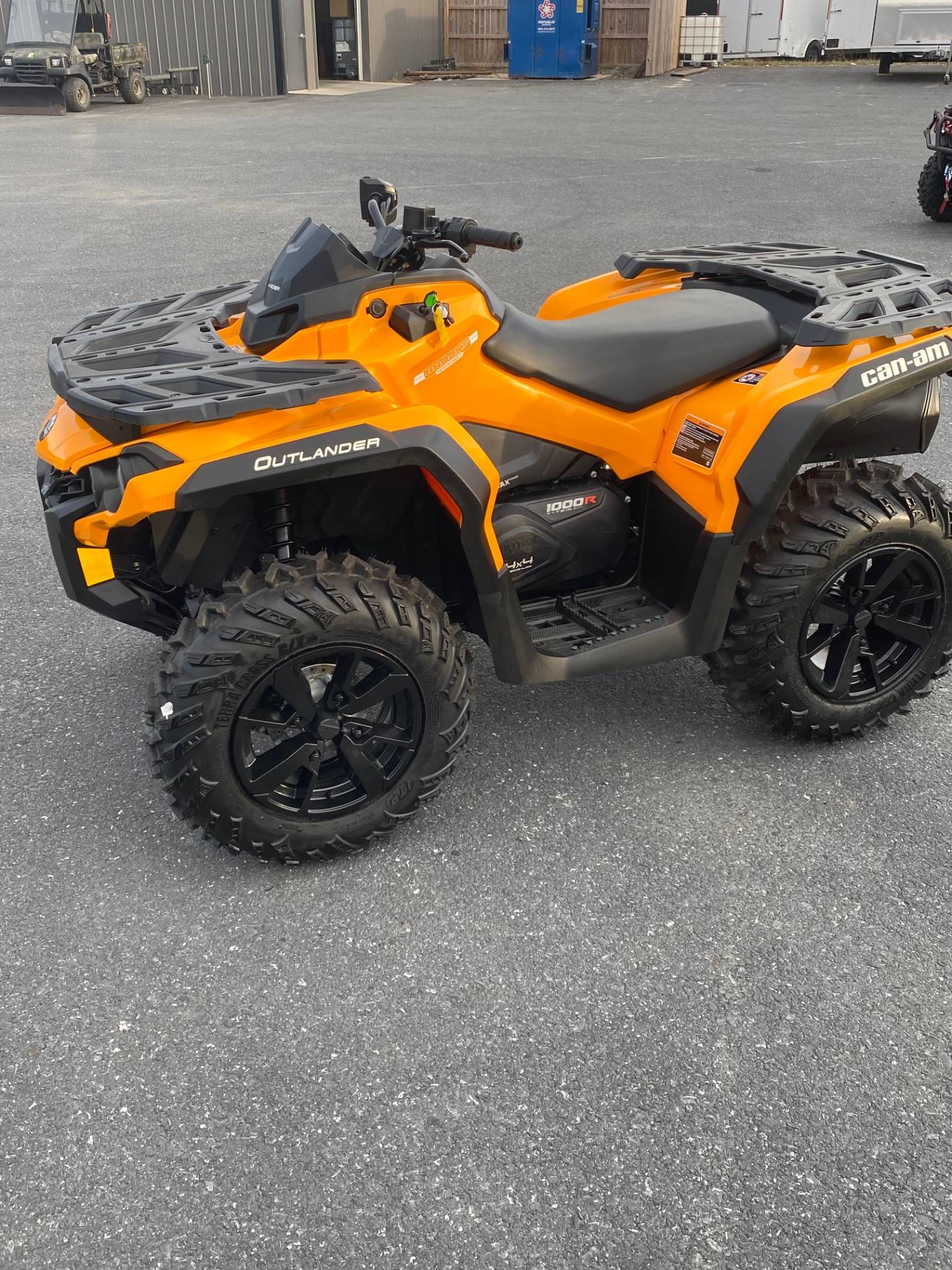 2019 Can-Am Outlander DPS 1000R in Grantville, Pennsylvania - Photo 4
