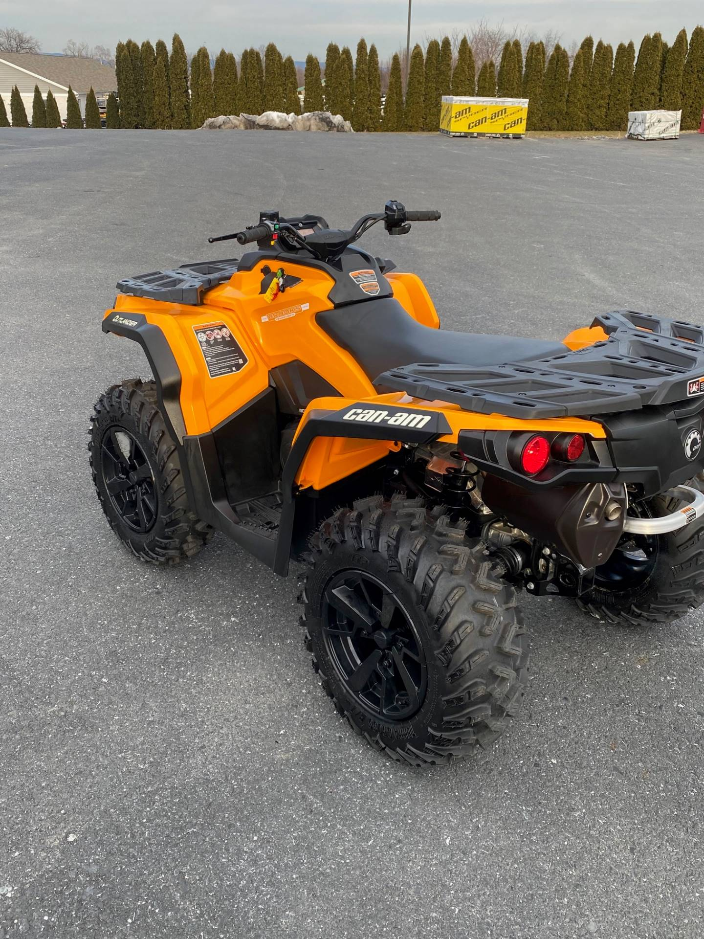 2019 Can-Am Outlander DPS 1000R in Grantville, Pennsylvania - Photo 5