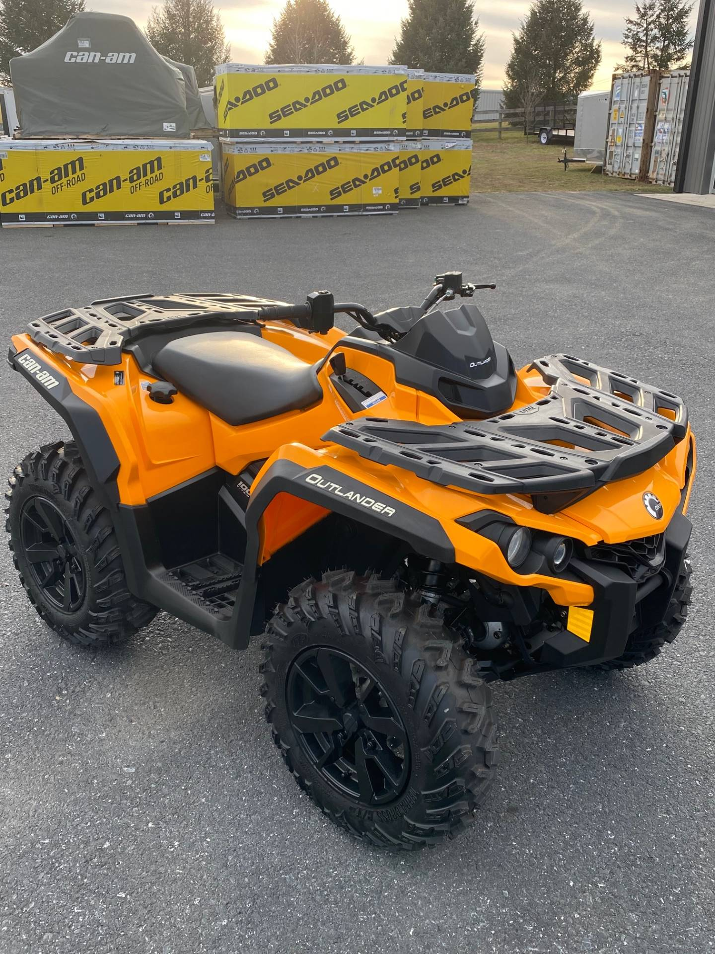 2019 Can-Am Outlander DPS 1000R in Grantville, Pennsylvania - Photo 2