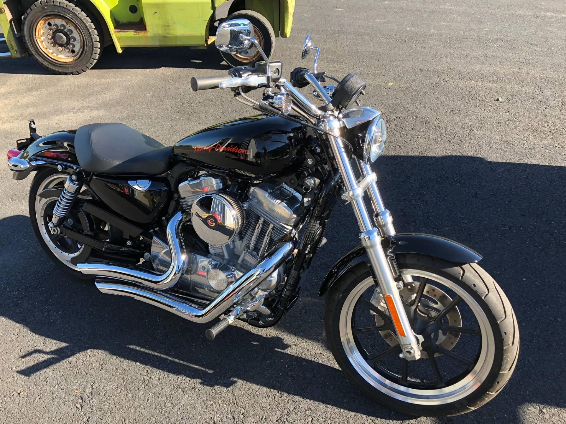 2013 Harley-Davidson Sportster® 883 SuperLow® Motorcycles Grantville ...