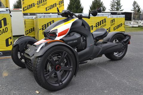 Can-Am On-Road Spring Open House & Demo Day