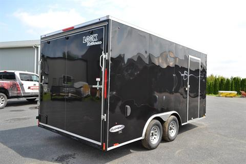 2020 Look Trailers 8.5X16 EWLC Cargo Trailer Ramp ET+6 in Harrisburg, Pennsylvania - Photo 6