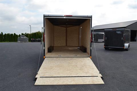 2020 Look Trailers 8.5X16 EWLC Cargo Trailer Ramp ET+6 in Harrisburg, Pennsylvania - Photo 14
