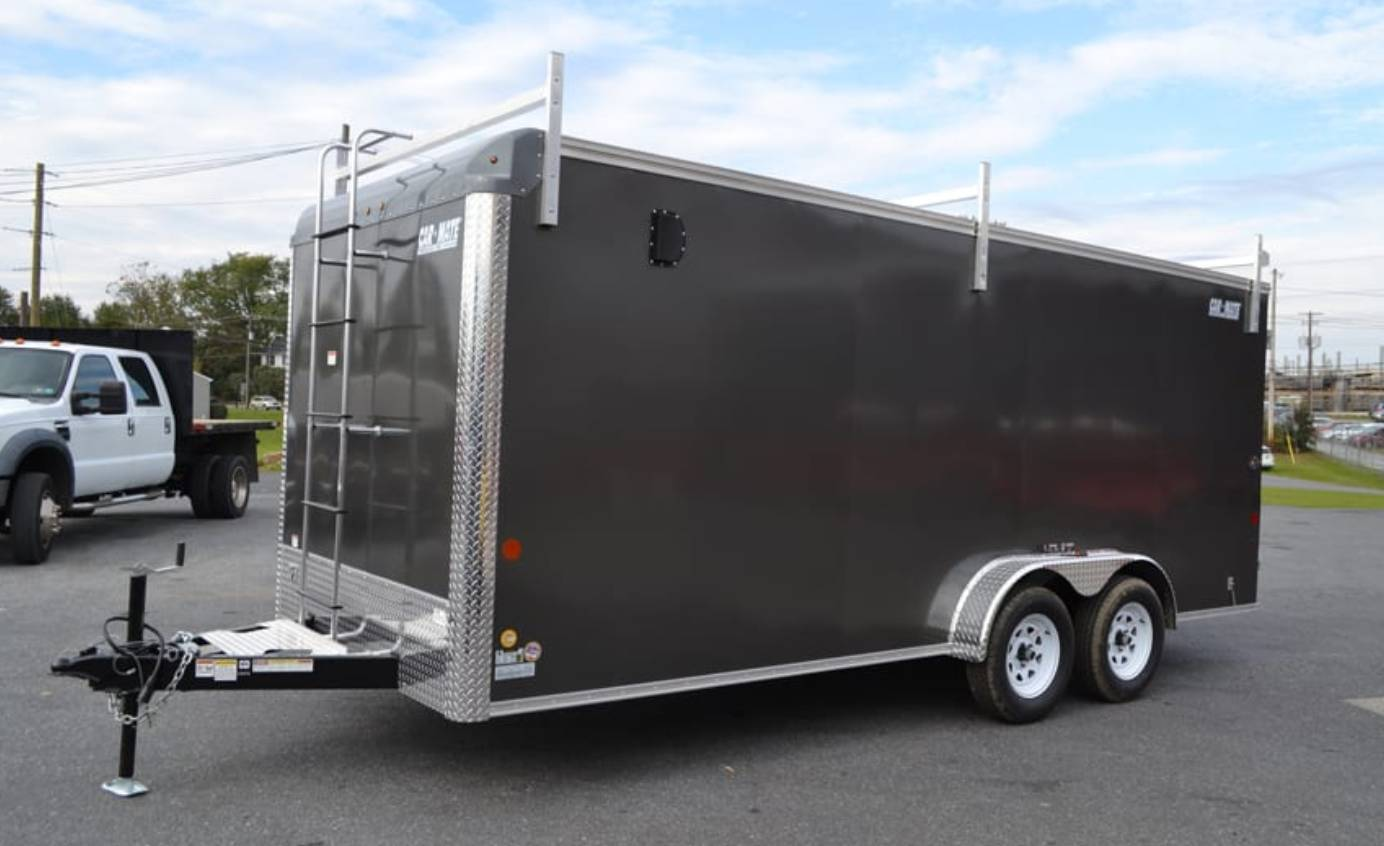 Car Mate Trailers Contractor Trailer Package #2 with Tool Box in Harrisburg, Pennsylvania - Photo 3