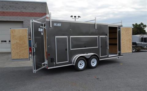 Car Mate Trailers Contractor Trailer Package #2 with Tool Box in Harrisburg, Pennsylvania - Photo 8