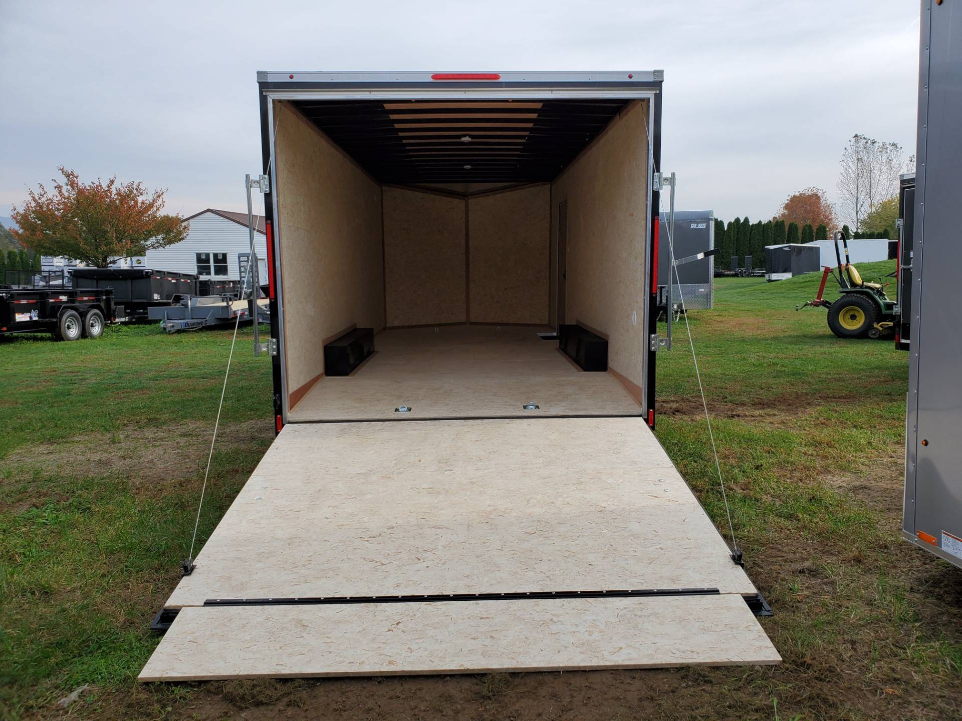 2020 Look Trailers 8.5X20 EWLC Cargo Trailer Ramp ET+6 in Harrisburg, Pennsylvania - Photo 10