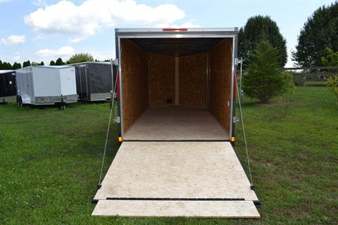2021 Look Trailers 7X16 STDLX Cargo Trailer Ramp +6 in Harrisburg, Pennsylvania - Photo 9