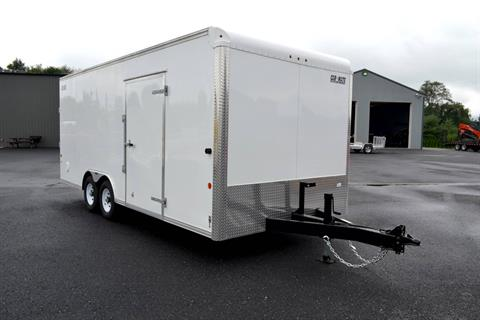 2020 Car Mate Trailers 8X20 Custom Car Hauler 10K ET+6 in Harrisburg, Pennsylvania - Photo 1