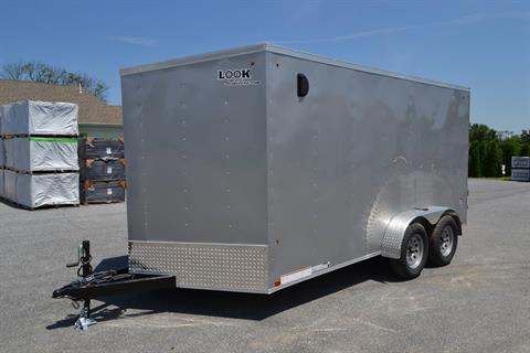 2020 Look Trailers 7X14 STDLX Cargo Trailer Ramp ET+6 in Harrisburg, Pennsylvania - Photo 1