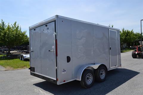 2020 Look Trailers 7X14 STDLX Cargo Trailer Ramp ET+6 in Harrisburg, Pennsylvania - Photo 4