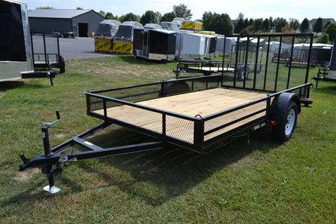 2020 Carry-On Trailers 7x12 Utility ATV Trailer 3K in Harrisburg, Pennsylvania - Photo 1