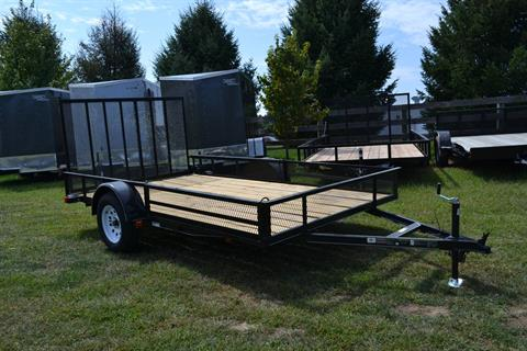 2020 Carry-On Trailers 7x12 Utility ATV Trailer 3K in Harrisburg, Pennsylvania - Photo 3