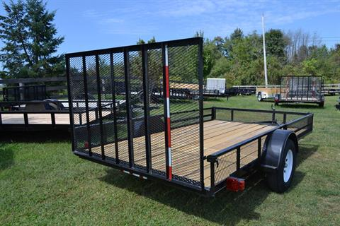 2020 Carry-On Trailers 7x12 Utility ATV Trailer 3K in Harrisburg, Pennsylvania - Photo 7