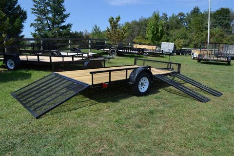 2020 Carry-On Trailers 7x12 Utility ATV Trailer 3K in Harrisburg, Pennsylvania - Photo 10