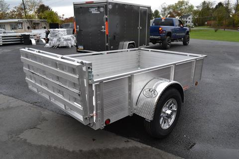 2021 Primo 72x10 Single Axle Utility – 16 High Solid Side in Harrisburg, Pennsylvania - Photo 6