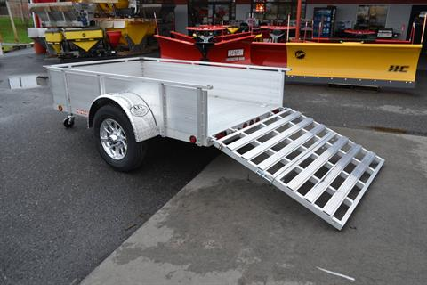2021 Primo 72x10 Single Axle Utility – 16 High Solid Side in Harrisburg, Pennsylvania - Photo 11