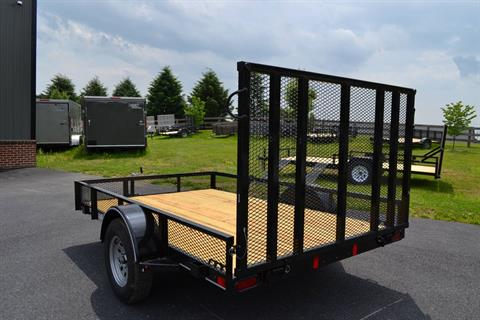 2019 Diamond C 10X77 GSA Utility Trailer Mesh in Harrisburg, Pennsylvania - Photo 6