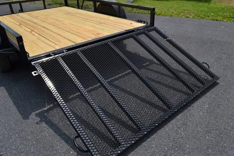 2019 Diamond C 10X77 GSA Utility Trailer Mesh in Harrisburg, Pennsylvania - Photo 8