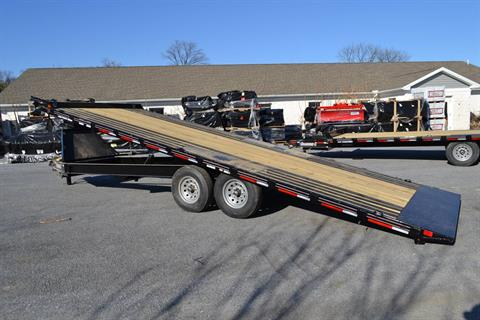 2020 Diamond C 24x102 DET Equipment Trailer Full Tilt in Harrisburg, Pennsylvania - Photo 13