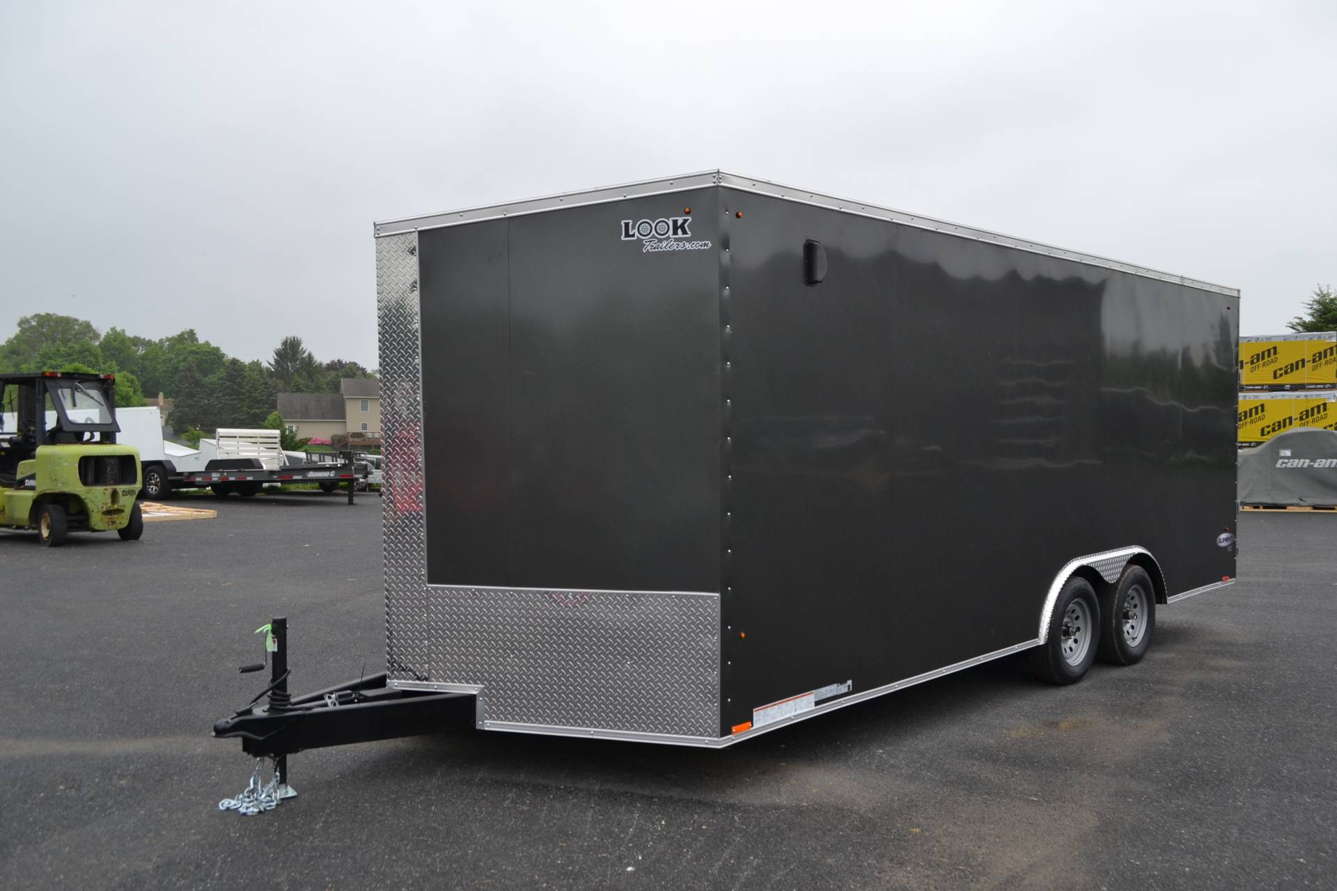 2021 Look Trailers 8.5X20 EWLC Cargo Trailer Ramp ET-10K in Harrisburg, Pennsylvania - Photo 1