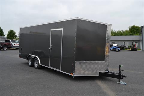 2021 Look Trailers 8.5X20 EWLC Cargo Trailer Ramp ET-10K in Harrisburg, Pennsylvania - Photo 6