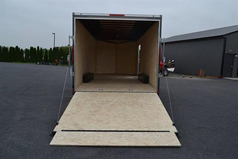 2021 Look Trailers 8.5X20 EWLC Cargo Trailer Ramp ET-10K in Harrisburg, Pennsylvania - Photo 11