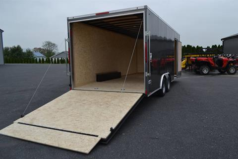 2021 Look Trailers 8.5X20 EWLC Cargo Trailer Ramp ET-10K in Harrisburg, Pennsylvania - Photo 12