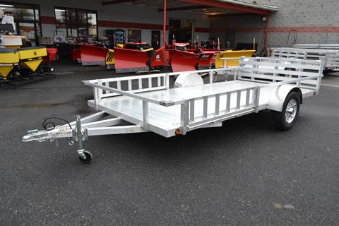 2021 Primo 82x12 Single Axle ATV Side Load ATV Ramps in Harrisburg, Pennsylvania - Photo 1