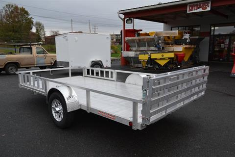 2021 Primo 82x12 Single Axle ATV Side Load ATV Ramps in Harrisburg, Pennsylvania - Photo 7