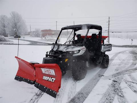 Western Snowplows 2019 Can-Am Defender XT HD8 W/ Impact Plow & Spreader in Harrisburg, Pennsylvania - Photo 2