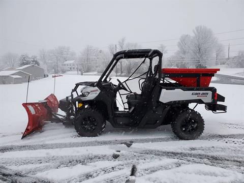 Western Snowplows 2019 Can-Am Defender XT HD8 W/ Impact Plow & Spreader in Harrisburg, Pennsylvania - Photo 3