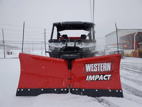 Western Snowplows 2019 Can-Am Defender XT HD8 W/ Impact Plow & Spreader in Harrisburg, Pennsylvania - Photo 7