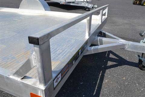 2020 Carry-On Trailers 6.5x10 AGA Aluminum Utility Trailer 2K in Harrisburg, Pennsylvania - Photo 3