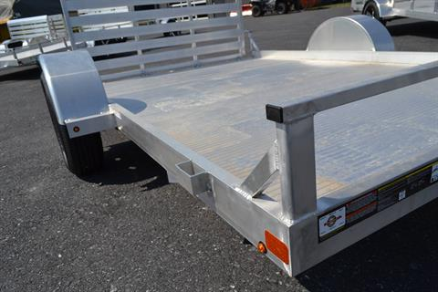 2020 Carry-On Trailers 6.5x10 AGA Aluminum Utility Trailer 2K in Harrisburg, Pennsylvania - Photo 4