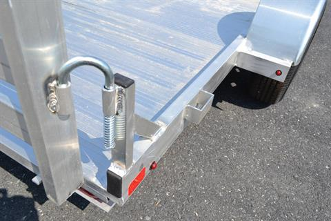 2020 Carry-On Trailers 6.5x10 AGA Aluminum Utility Trailer 2K in Harrisburg, Pennsylvania - Photo 6
