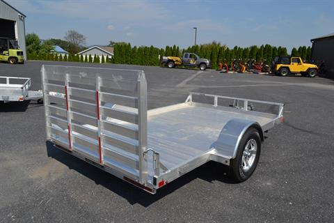 2020 Carry-On Trailers 6.5x10 AGA Aluminum Utility Trailer 2K in Harrisburg, Pennsylvania - Photo 7