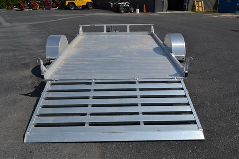 2020 Carry-On Trailers 6.5x10 AGA Aluminum Utility Trailer 2K in Harrisburg, Pennsylvania - Photo 10