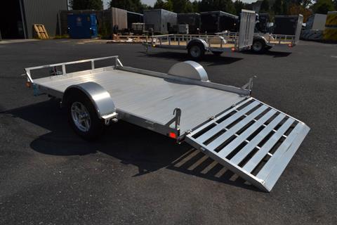 2020 Carry-On Trailers 6.5x10 AGA Aluminum Utility Trailer 2K in Harrisburg, Pennsylvania - Photo 11