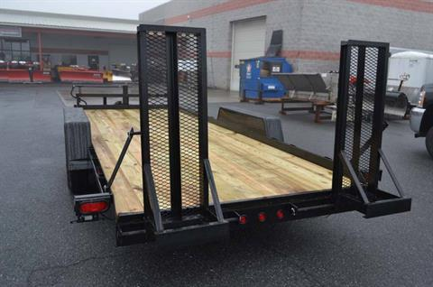 2020 TWF MFG 7X20 NNT Equipment Trailer 12K in Harrisburg, Pennsylvania - Photo 2