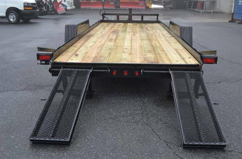 2020 TWF MFG 7X20 NNT Equipment Trailer 12K in Harrisburg, Pennsylvania - Photo 6